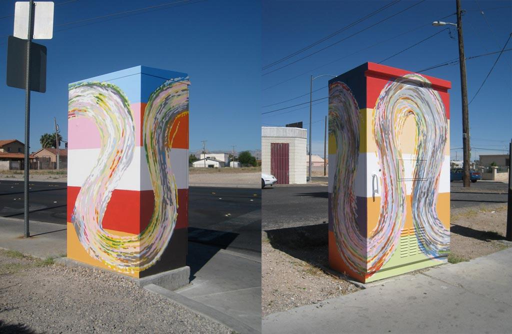 ZAP commission, Las Vegas, NV, 2010, by Jim Public