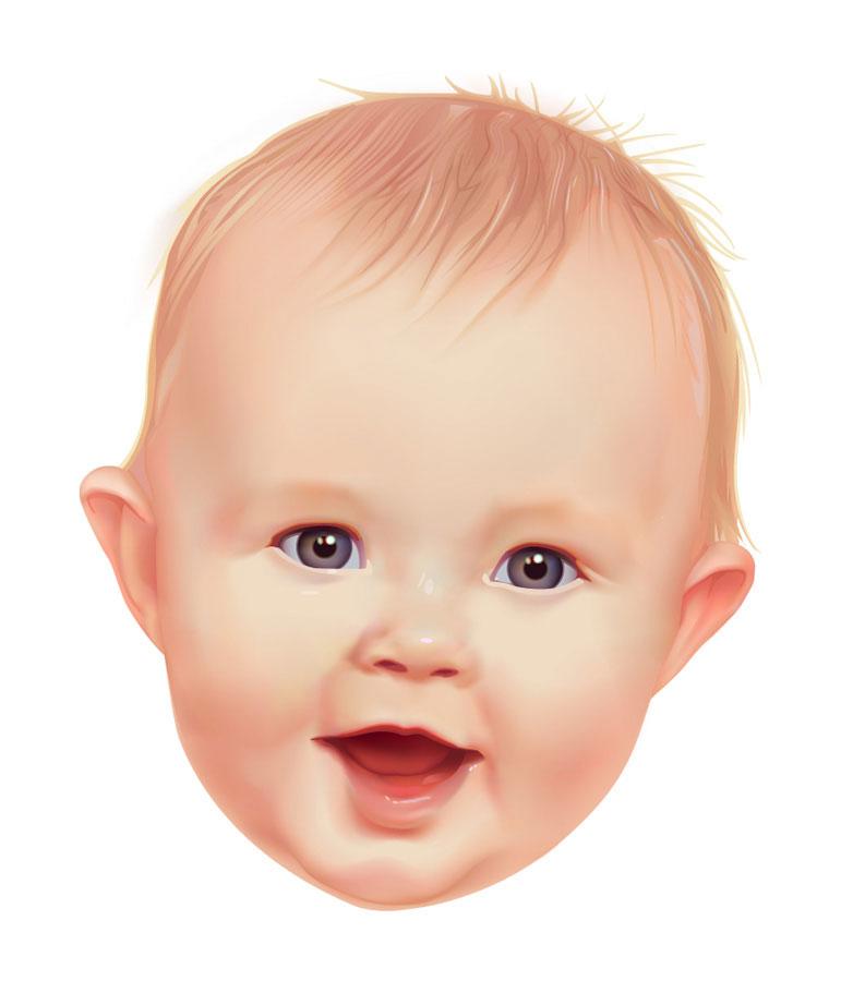 Illustrated Baby Daughter, Jim Public, 2003