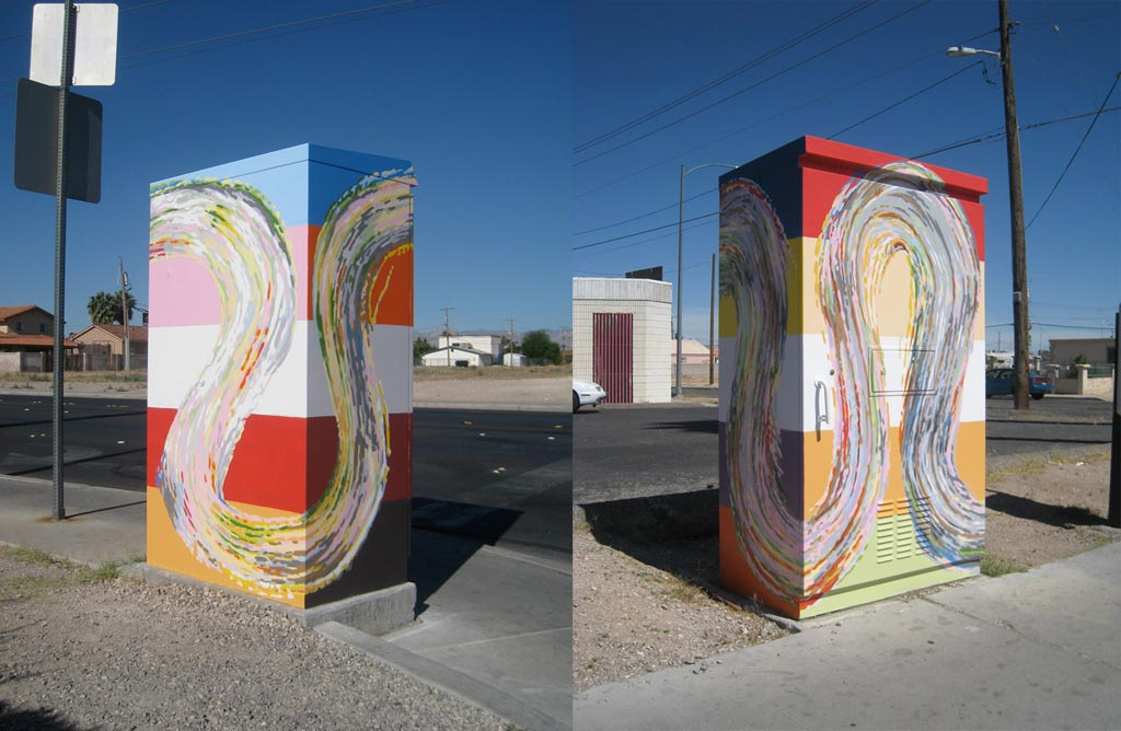 ZAP commission, Las Vegas, NV, 2010, by Jim Public