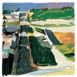 after Richard Diebenkorn
