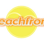 James Hough, Beachfront logo, color, 2004