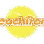 James Hough, Beachfront logo, color, 2004