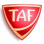 James Hough, TAF logo, 2005