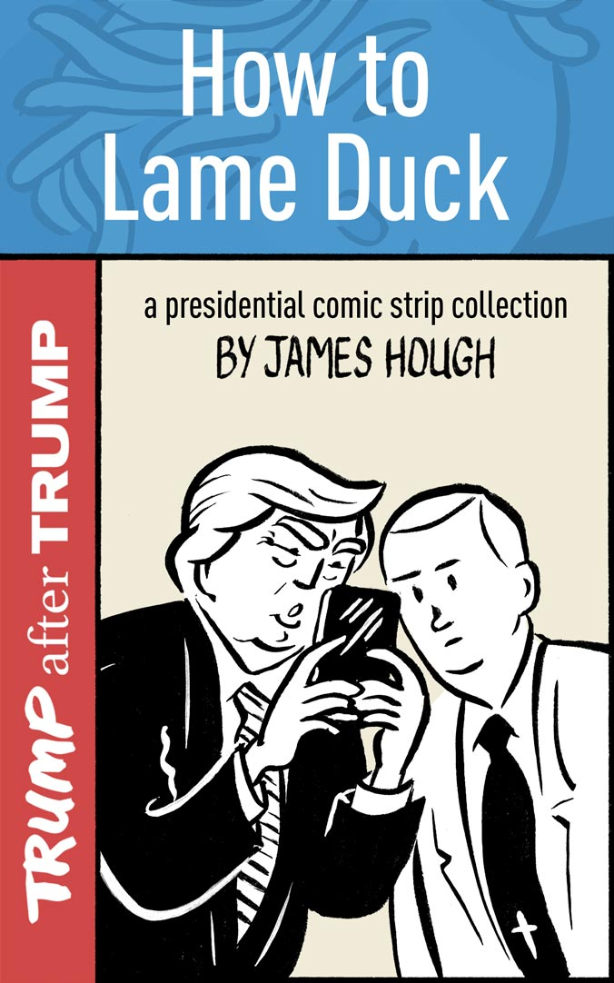 How to Lame Duck, by James Hough, book cover